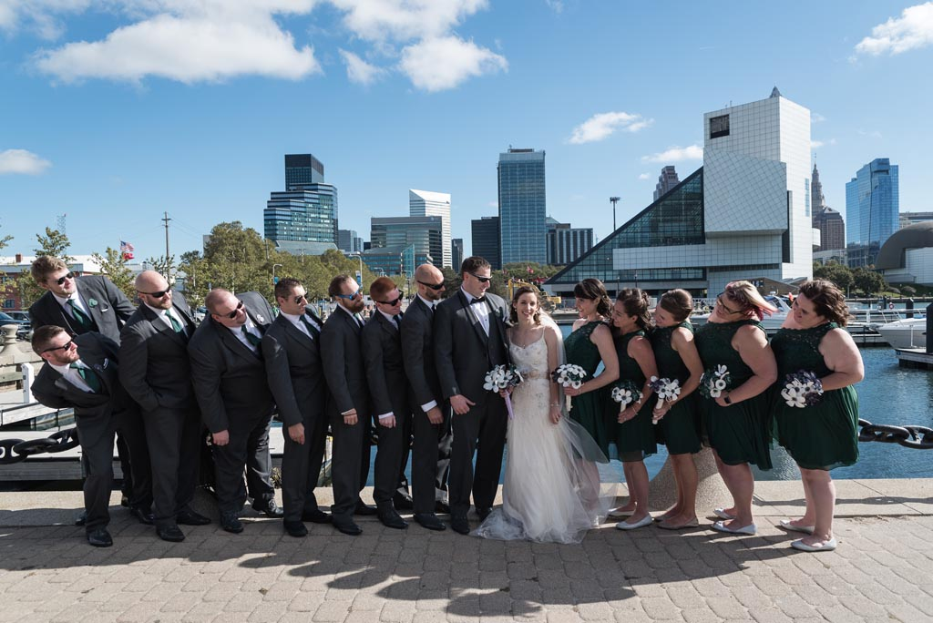 cleveland ohio programmer wedding